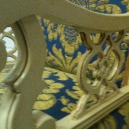 Lee Jofa Middlecrest Vintage Chair - Lebene Sewordor