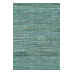 Loloi Rugs - Loloi Rugs Oliver Mediterranean Transitional Hand Woven Rug X-670500NN10-VOVILO - The Oliver Collection is a Jacquard-woven dhurrie line that features effervescent polyester silk in a series of colorscapes that will update any interior. Available in six colors: mulberry, mediterranean, lava, marine, charcoal, and aqua, each rug has a captivating and luxurious sheen.