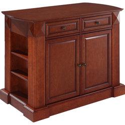 shop traditional kitchen islands carts on houzz. Black Bedroom Furniture Sets. Home Design Ideas
