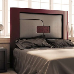 Macral Design .Bedroom Krystal Collection Nª D27. Queen, Complete bedroom set