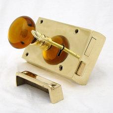 Eclectic Doorknobs by Merlin Glass