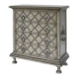 Ambella Home - New Ambella Home Accent Chest of Drawers - Product Details