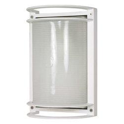"""Nuvo Lighting - Nuvo Lighting 60-574 1-Light CFL 10"""" Rectangle Bulk Head (1) 18W Gu24 Lamp - Nuvo Lighting 60-574 1-Light CFL 10"""" Rectangle Bulk Head (1) 18W GU24 Lamp Included"""