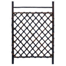 Traditional Home Fencing And Gates by Oriental Furniture