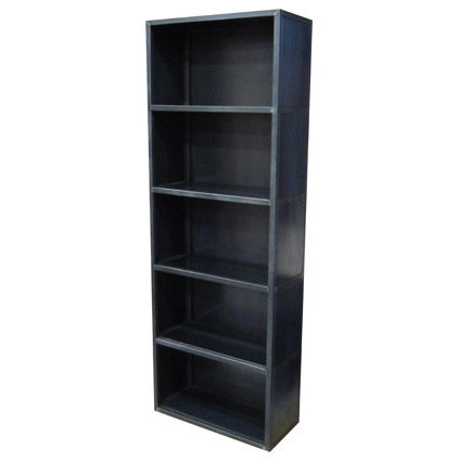 modern bookcases by STYLEGARAGE