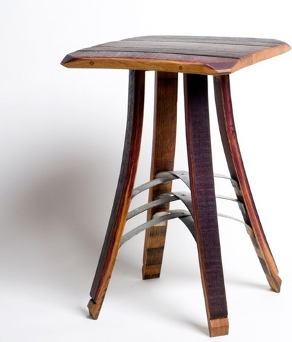 Eclectic Side Tables And Accent Tables by The Picket Fence