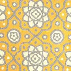 nuLOOM - nuLOOM, Transitional, Outdoor Hand Hooked Area Rug -100% Polyester, - Style: Contemporary, Transitional, Outdoor