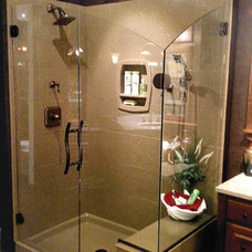 Showers by Capitol Group Kitchen and Bath Center