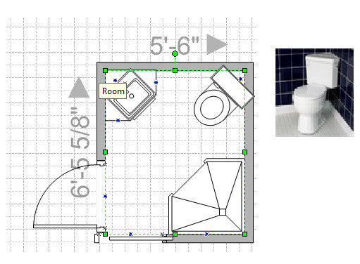 6x6 bathroom layout 28 images bathroom awesome for Small bathroom design 6x6