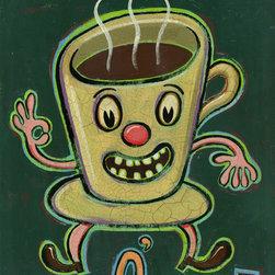 Hal Mayforth - Cup O' Joe - Limited Edition