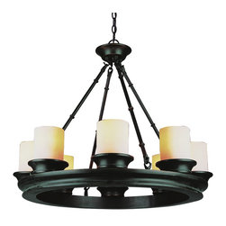 Trans Globe 3368 ROB Hunters Lodge 8 Light Chandelier - Trans Globe Lighting is proud to be a leading manufacturer of residential lighting, lamps and home decor since 1986. Born from the hopes and aspirations of two entrepreneurial spirits, Trans Globe Lighting is a true testament to the American dream. Our company mission from the start was exceeding the industry standard in value, style and selection. Today that mission remains stronger than ever.