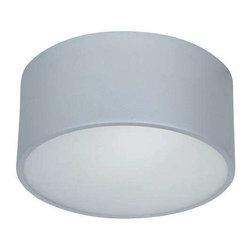 Access Lighting - Access Lighting 20745GU-SAT/FST TomTom Modern Flush Mount - Access Lighting 20745GU-SAT/FST TomTom Modern Flush Mount Ceiling Light In Satin