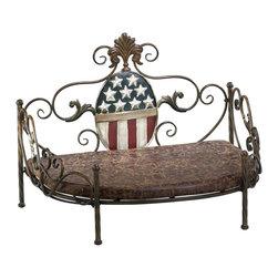 Cyan Design - Cyan Design Patriotic Pet Bed - Patriotic Pet Bed