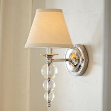 Contemporary Wall Lighting by Pottery Barn