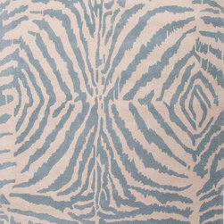 Jaipur Rugs - Jaipur Hand-Tufted Animal Print Pattern Wool Black/Ivory Area Rug (8 x 11) - En Casa is the design collection of Cuban born, Queens, NY raised painter and surface designer, Luli Sanchez. This collection is based off of her painterly works of art that capture an organic and moody yet optimistic spirit. Her hand drawn florals and geometrics were truly inspiring for this Hand Tufted collection. Jaipur En Casa by Luli Sanchez Tufted RUG119060 Hand-Tufted Animal Print Pattern Wool Black/Ivory Area Rug (8 x 11) India. 100% Wool