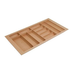 Hafele - 36 in. Cutlery Tray - Can be trimmed to fit drawer.