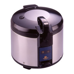 Commercial Rice Cooker, 26-Cup