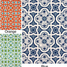 Mediterranean Outdoor Rugs by Overstock.com