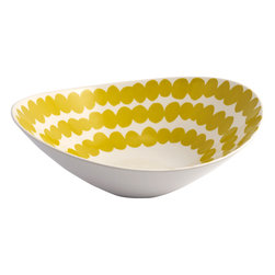 Bob's Your Uncle - Bob's Your Uncle Lotta Jansdotter Redig Serving Bowl -