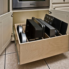 Cabinet And Drawer Organizers by ShelfGenie of Central North Carolina