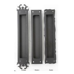 Barn Door Pull - http://rusticahardware.com/barn-door-pull/ - Add a stylish pull to your Barn Door Hardware, improve the look and convenience.