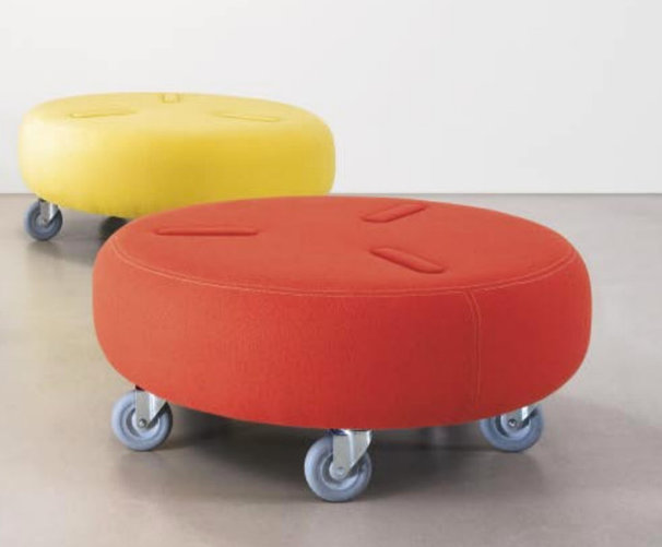 Contemporary Footstools And Ottomans by Dune