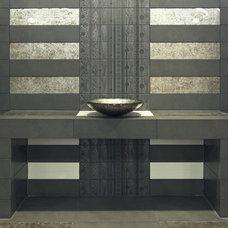 Modern Floor Tiles by Koydol Inc.