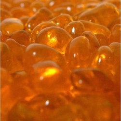 American Fireglass Crystal Orange Eco Fire Glass - *Crystal Orange Fire Glass