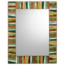 Contemporary Mirrors by Opus Mosaics