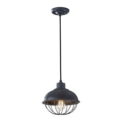 Murray Feiss - Murray Feiss P1242AF Urban Renewal Transitional Mini Pendant Light - Murray Feiss P1242AF Urban Renewal Transitional Mini Pendant Light