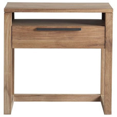 modern nightstands and bedside tables by Crate&Barrel
