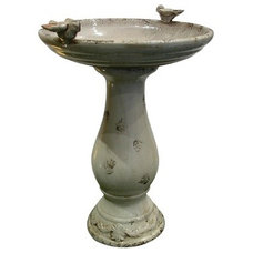 Modern Bird Baths by Wayfair