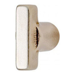 Rocky Mountain Hardware Metro Cabinet Knob (CK200) - This collection was thoughtfully designed to blend clean, simple elongated lines with the warmth of solid bronze.