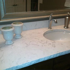Vanity Tops And Side Splashes by STRATECH (Quartz, Granit and Marble Fabricator)
