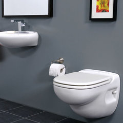 modern toilets Saniflo Sanistar wall hung Macerating Toilet