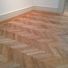 Traditional Hardwood Flooring by Fame Hardwood Floors