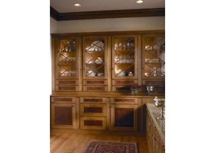 Traditional Kitchen Cabinets by Wood-Mode Fine Custom Cabinetry