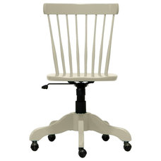 Traditional Task Chairs by Maine Cottage
