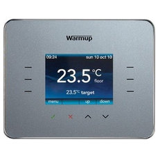 Contemporary Thermostats by Exotic Home Expo