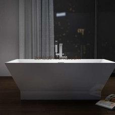 Contemporary Bathtubs by Zen Bathworks