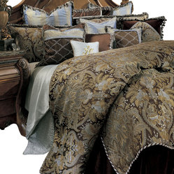 Portofino Queen 12-piece Comforter Set