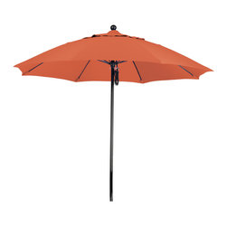California Umbrella - 9 Foot Sunbrella Fabric Complete Fiberglass Frame Pulley Lift Patio Umbrella - California Umbrella, Inc. has been producing high quality patio umbrellas and frames for over 50-years. The California Umbrella trademark is immediately recognized for its standard in engineering and innovation among all brands in the United States. As a leader in the industry, they strive to provide you with products and service that will satisfy even the most demanding consumers.