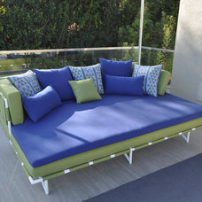Contemporary Patio Furniture And Outdoor Furniture by Natasha Barrault Design