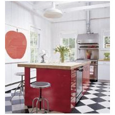 Replicate a Kitchen with furniture, lighting, and accessories. : Remodelista