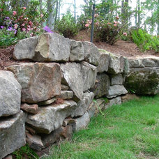 Traditional Landscaping Stones And Pavers by Georgia Landscape Supply