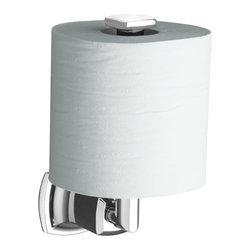 KOHLER - KOHLER K-16255-CP Margaux Vertical Toilet Tissue Holder - KOHLER K-16255-CP Margaux Vertical Toilet Tissue Holder in Polished Chrome