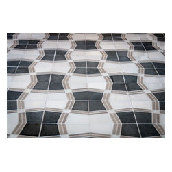 Mission Stone Tile - KaleidoStone Mosaics - Sold per Square Foot