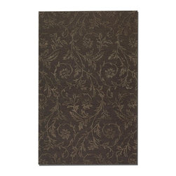 Uttermost - Dark Chocolate Licata Dark Chocolate 9ft. X 12ft. Rug - Dark Chocolate Licata Dark Chocolate 9ft. X 12ft. Rug
