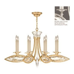 Fine Art Lamps - Fine Art Lamps Marquise 843940-12ST Eight-Light 42'' Wide Grand Chandelier - Fine Art Lamps' artistic heritage began in the glass making factory founded by Max Blumberg in New York in the late nineteenth century. In 1940 his son Jack Blumberg gathered the finest designers sculptors and decorative artists to fulfill their vision of becoming the premier lighting manufacturer in the world and Fine Art Lamps was born. From the beginning Fine Art Lamps has achieved a high artistic standard by creating unique and original lighting designs of beautifully handcrafted metal hand-blown glass and other unique materials with exquisite hand applied finishes. In all Fine Art lamps represents the singular vision of over 700 skilled designers artists craftsman and associates working together in five plants totaling over 400000 square feet to create unique works of art for the international design community. An American Manufacturer with International AppealFine Art Lamps has a global market and universal design appeal. From its' Florida facilities Fine Art Lamps lighting travels to every corner of the world destined for the finest homes villas palaces hotels and public spaces.Fine Art Lamps has expertise in foreign wiring requirements covering every continent and customers rely upon the company's International Product Specification Brochure for accurate measurements weights and technical specifications.