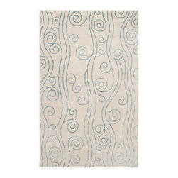 Somerset Bay - Somerset Bay Escape Hand Tufted Wool Rug X-3533-1003PSE - The Escape collection by Somerset Bay for Surya includes sophisticated rugs in beautiful coastal-inspired palettes. These hand tufted rugs feature patterns of Starfish, Coral, and Whimsical Seaweed. One look at this collection of rugs and you are transported to a calming coastal retreat, bringing to mind that feeling of summers spent in the sun and surf. Whether you are decorating your own coastal cottage, or just want that coastal feel in your home, any rug from this collection will be the perfect choice.
